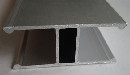 Le H aluminium sans joint