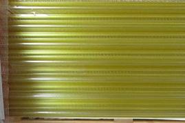 polycarbonate emboitable bardage