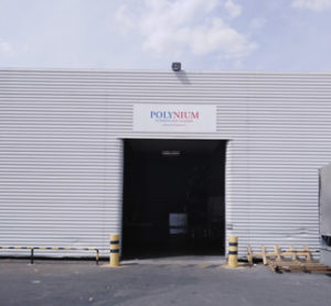 Polynium négociant en polycarbonate